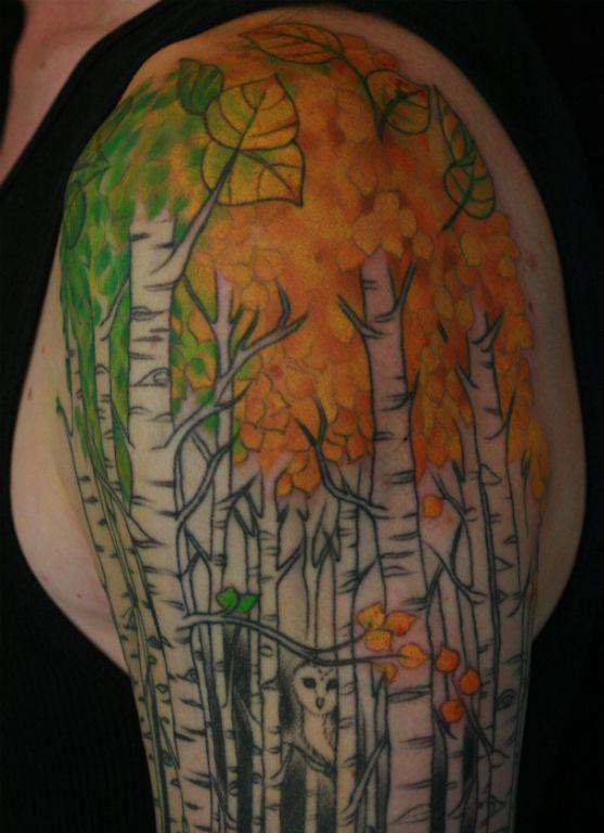 Sweet Cicely S Portfolio Cyclops Tattoo
