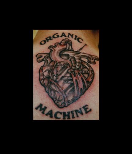 org machine